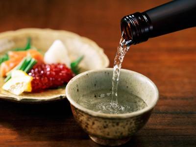 Напитки к суши