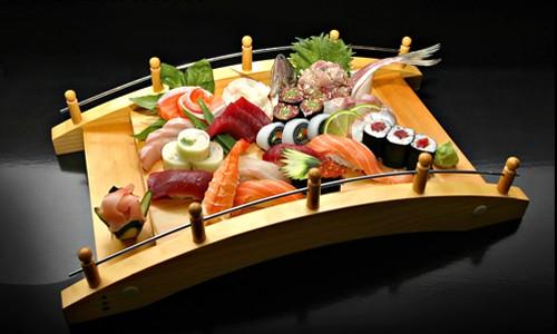 Японское чудо-питание суши