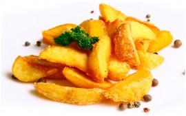 Дольки картофельные