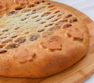 Татарский пирог фруктово-ягодный, 1кг.