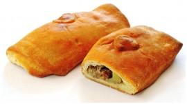 Пирожок с мясом и картофелем, 60 гр.