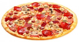 Пицца Палермо, 380 гр.
