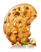 Кукис овсяный с орехом