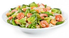 Салат итальянский с креветками