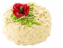 Торт Алый мак