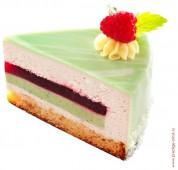 Сегмент торта Вкус лета