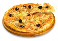 Пицца По-милански, 385 гр.
