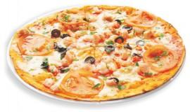 Пицца Сальмоне, 325 гр.
