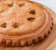 Пирог с курицей, 1 кг.