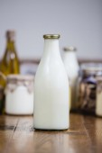 Молоко деревенское 1л