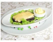 Диет-тост с сыром
