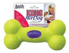 Игрушка для собак Air Косточка с пищалками, малая KONG