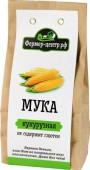 Мука безглютеновая кукурузная, 500 гр.