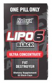 Lipo-6 Black Ultra Concentrate Nutrex