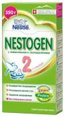 Детское молочко Nestogen 2 с 6 месяцев, 350 г, 1 шт.