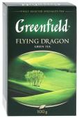 Чай зеленый GREENFIELD Flying Dragon листовой