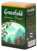 Чай зеленый GREENFIELD Jasmine Dream листовой