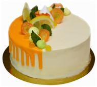 Торт Лимонно- творожная фантазия