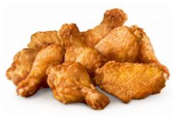 Крылышки куриные, 7 шт.
