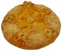 Пирог сдобный \